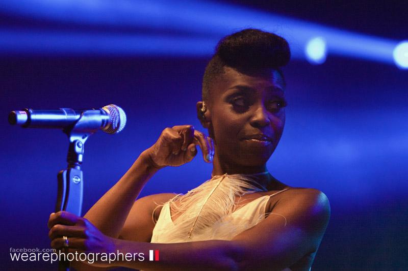 Morcheeba auf dem Tollwood Musikfestival 2014 - Foto: Lutz von Wearephotographers