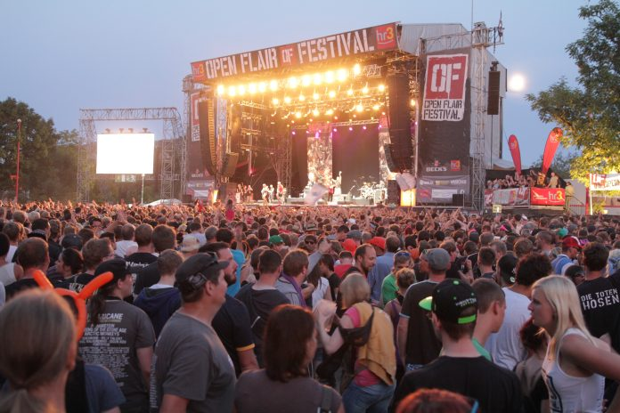 Open Flair Festival 2014
