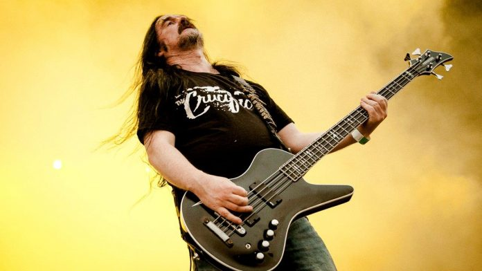 Carcass With Full Force 2015 Foto: Tilo Klein