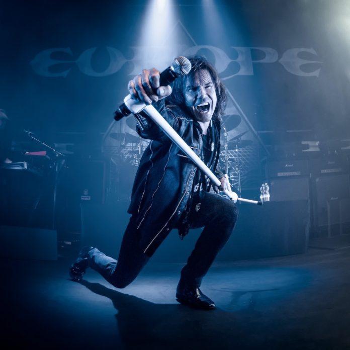 EUROPE Konzertfoto Jürgen Hummer
