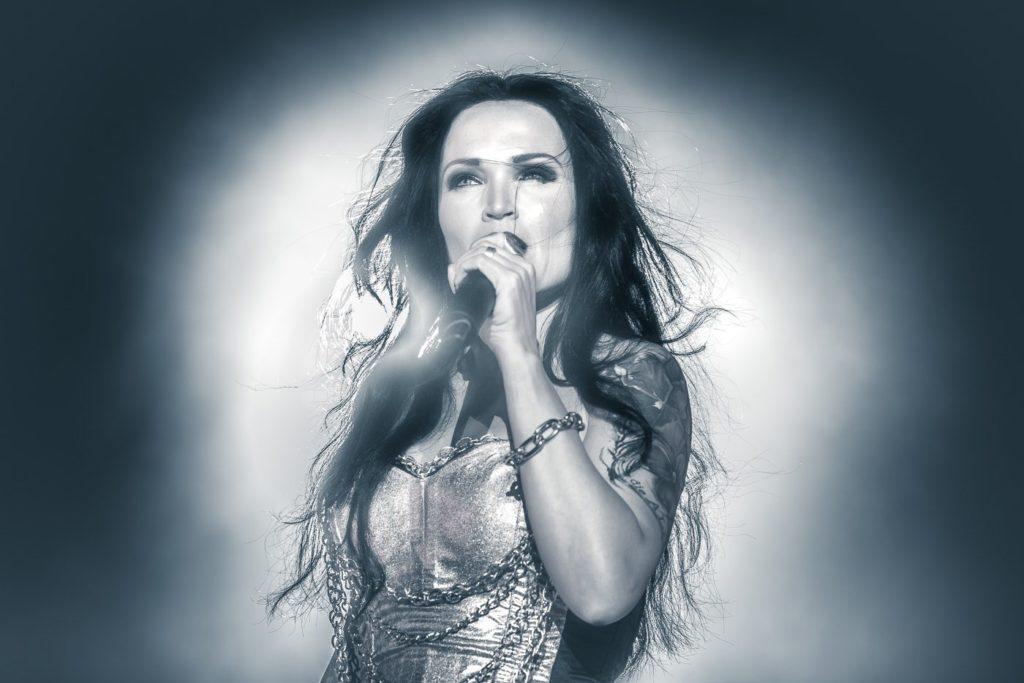 Tarja concert photo by Joana Marcal Carrico