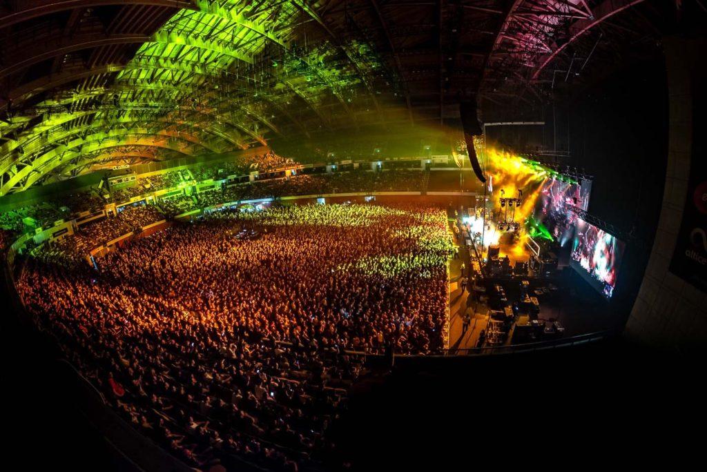 Voe Heavy Rock Festival - concert photo by Joana Marcal Carrico